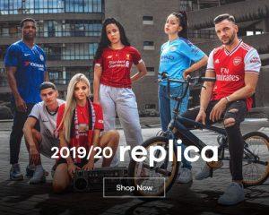 camisetas de futbol replicas